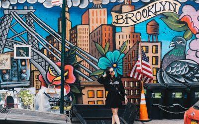 Williamsburg & DUMBO i Brooklyn