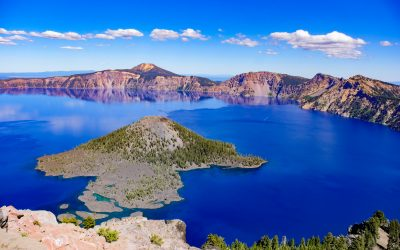 Crater Lake & some waterfalls
